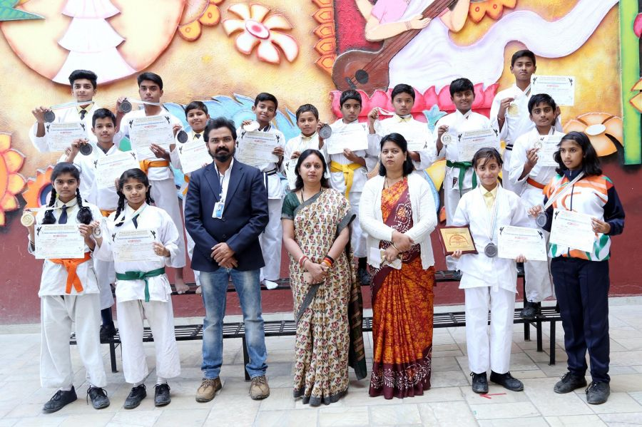 Inter School Karate Competition