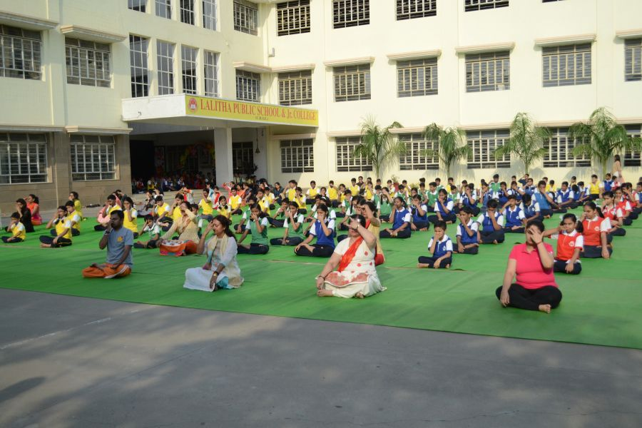 International Yoga Day Celebration - 2018-19